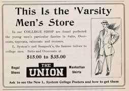 The Union Ad