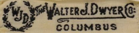 Walter D. Dwyer Label