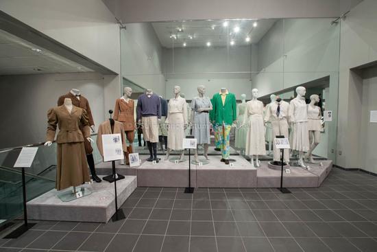 Sports & Fashion Exhibit