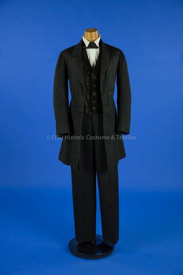 1860-1869 Man's Frock Suit