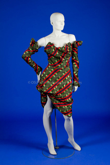 1990's Vivienne Westwood Plaid Dress