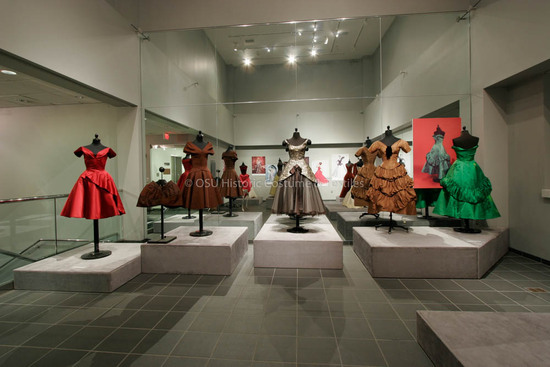 Sculpture & Drapery: The Art of Fashion