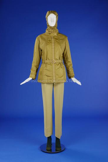 1960s Woman's Ski Suit
