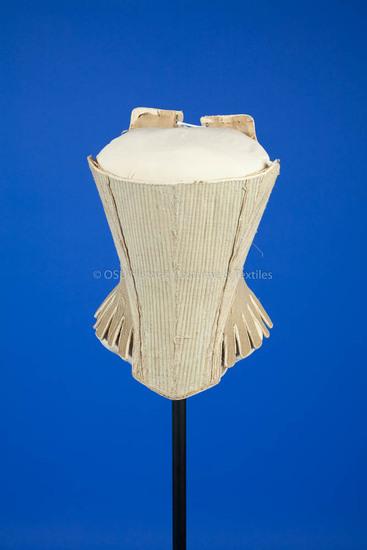 1790-1799 Linen Stays