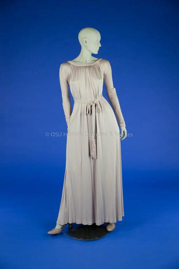 Geoffrey Beene, Rayon Jersey Dress