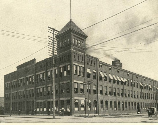 Columbus Shoe Manufacturing