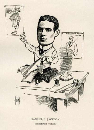 S.S. Jackson Tuxedo