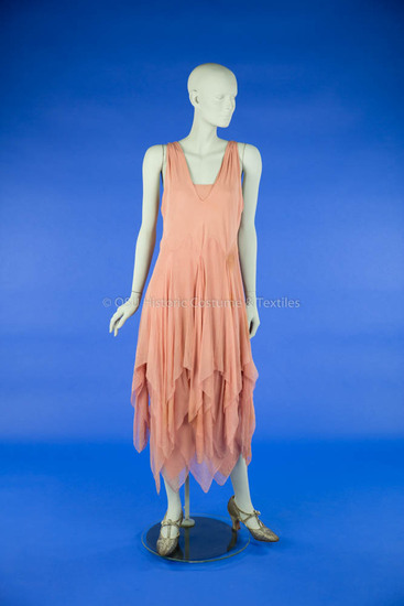 Vionnet, Madeleine Pink Chiffon Dress