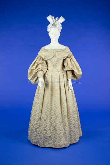1836 Wedding Dress