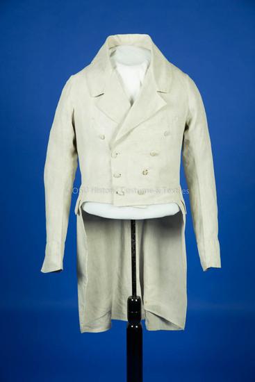 1820-1839 Man's Coat
