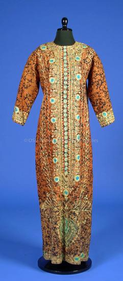 Iranian Woman's Dress