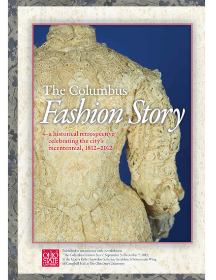 Columbus Fashion Story Cover Image