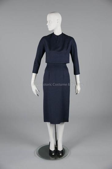 Dior Dress with Short Jacket