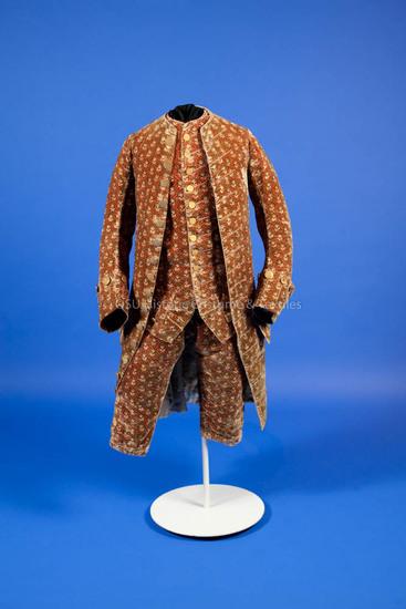 1750-1769, Man's Velvet Suit