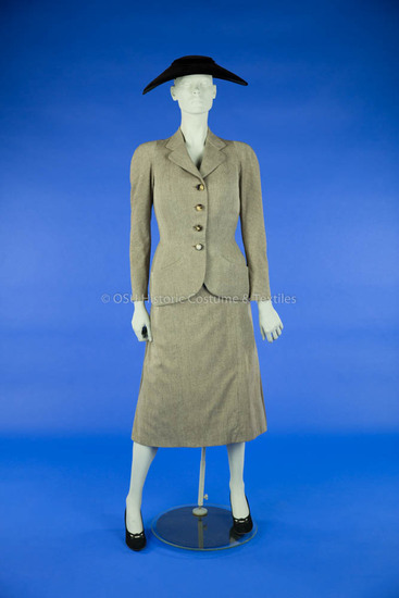 1948-55 Christian Dior New Look Suit