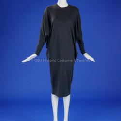 Kamali Black Knit Dress