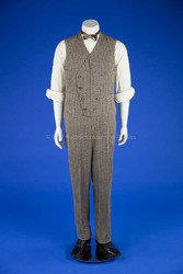 1903 Wool Tweed 3-piece Suit