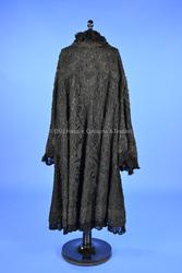 1908-1910 Lace Evening Coat