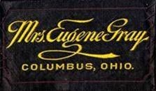 Mrs. Eugene Gray label