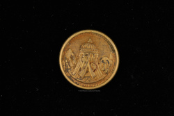 M.C. Lilley Independent Order of Odd Fellows Button