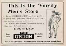 The Union Ad