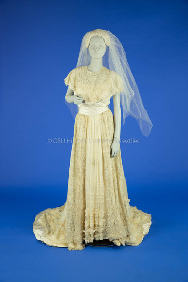 1903/1937 Wedding Dress
