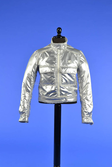 Courrèges Silver Jacket