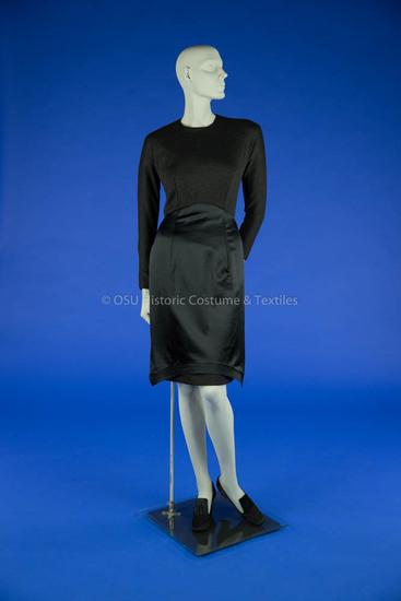 Geoffrey Beene, Wool Jersey Dress