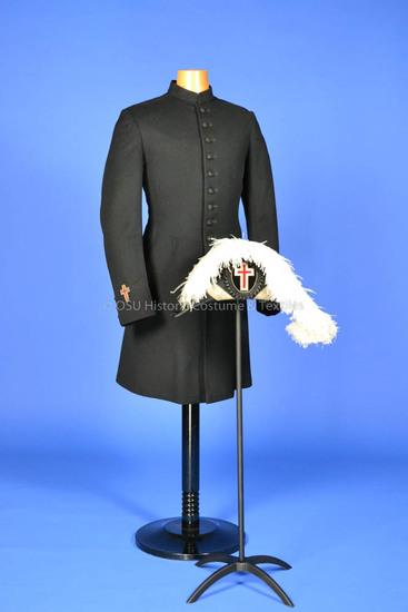 Knights Templar Coat and Bicorn