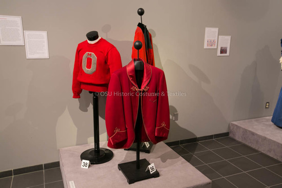 Red or Blue Exhibit