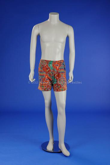 1955-1965 Man's Bathing Suit