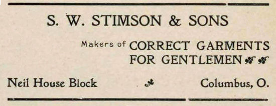 S.W. Stimson