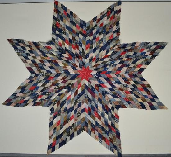 Red or Blue Digital Exhibit Images