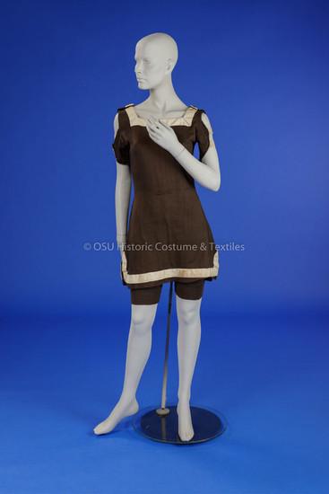 1915-1925 Woman's Bathing Suit