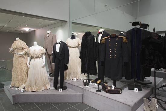 Columbus Fashion Story Exhibit