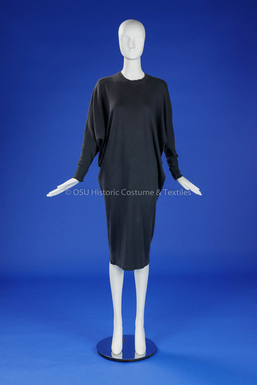 Kamali Black Knit Dress