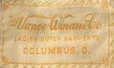 Vance-Winans Co. Label