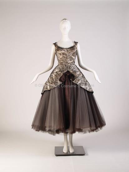 "Charles James ""Infanta"" Dress"