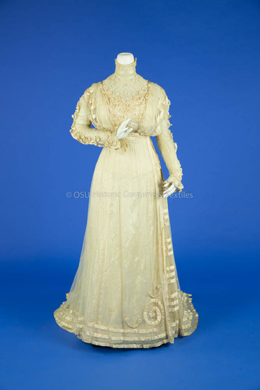1908 Wedding Dress