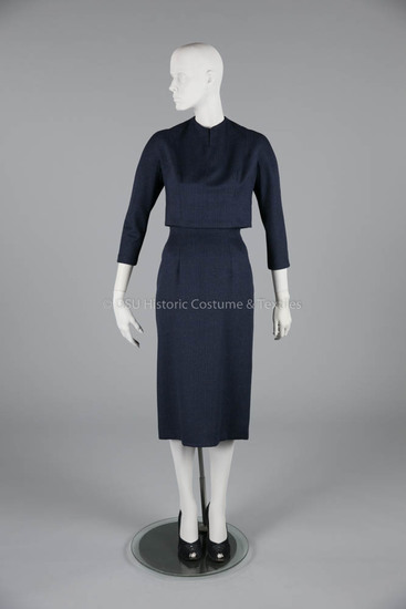 Dior Dress with Short Jacket