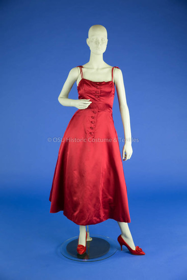Karen Stark (Harvey Berin) Red Dress