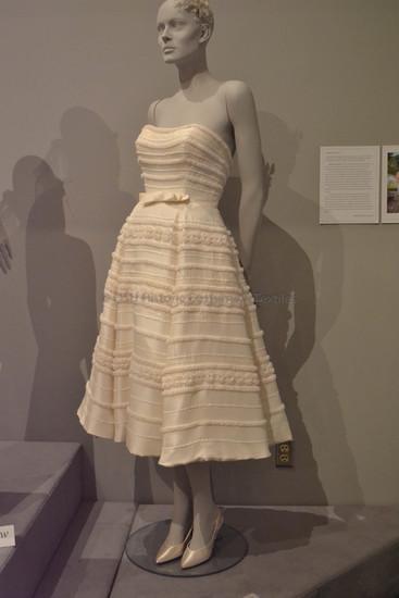 The Bride Wore Exhibit Images
