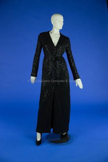 Bill Blass, Cashmere Dress