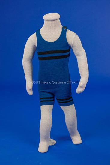 1920's Child's Bathing Suit