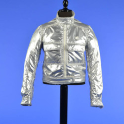 Courrèges Silver Jacket