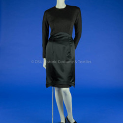 Geoffrey Beene, Wool Jersey Dress