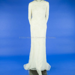 1990s Badgley Mischka Wedding Dress