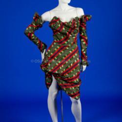 1990's Vivienne Westwood Plaid Dress