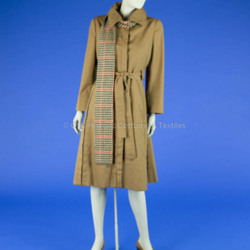 Donald Brooks Raincoat