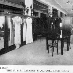Lazarus 1909 costume room.jpg